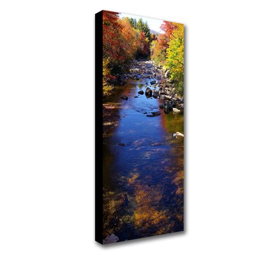 20 x 60 Canvas - 1.25 inch Black Wrap