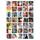 18x24 - 35 Photos Collage