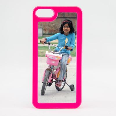 iPhone 5 - Pink Illusion Case