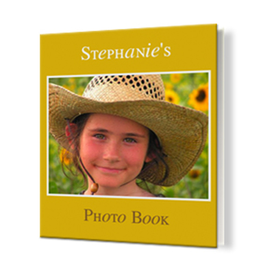11 x 13 Hard Cover Photo Book