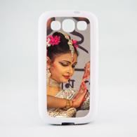 Galaxy S3 - White Accent Case