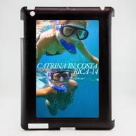 Étui pour iPad - Black Illusion