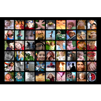 54 Photos Collage