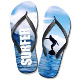 Large Flip Flops