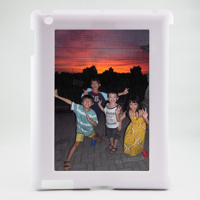 iPad Air White Switch Case