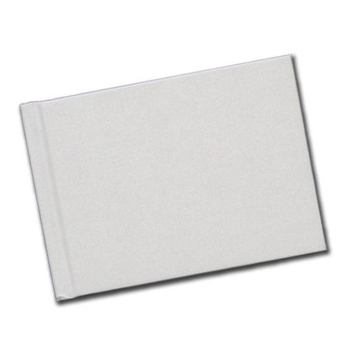 5x7 (Unibind) White Linen (duplicate)