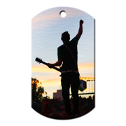 28mm x 50mm Large Size Dog Tag