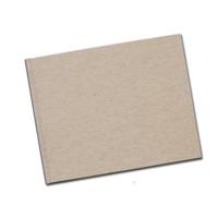 8.5 x 11 (Unibind) Natural Linen