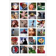 11x17 Collage Print