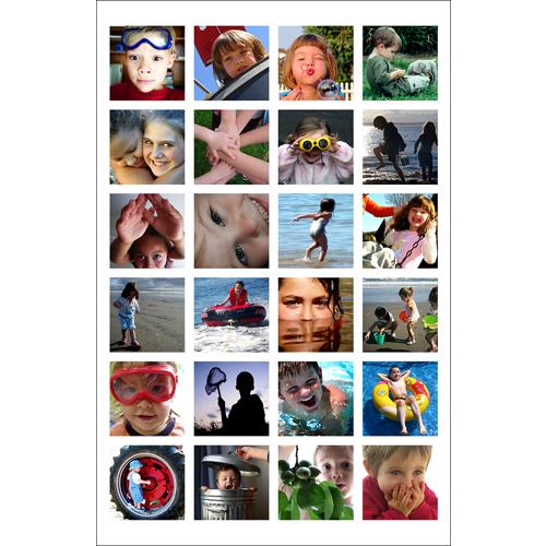 11x17 - 24 Photos Collage
