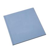12 x 12 (HP) Basic Baby Blue Linen Photo Book