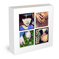 30 x 30 Canvas Collage 4 Photo