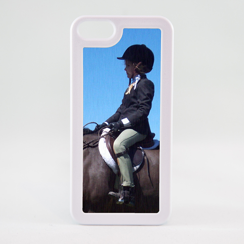 iPhone 5 - White Illusion Case