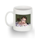 Standard 15oz mug with 1 image LH