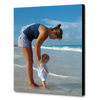 A0 - 84.1 cm x 118.9 cm Canvas - 1.5 inch Black Wrap