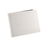 A5 - 21 cm x 14.8 cm (Unibind) Basic Pearl