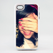 iPhone 4 - White Vision Case