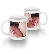 Standard 15 0z Mug with 1 image both sides