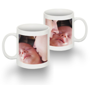 Standard 15 0z Mug with 1 image both sides