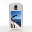 Etui Galaxy S5 - Blanc