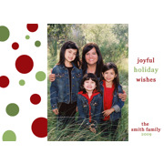 Joyful Holiday Wishes