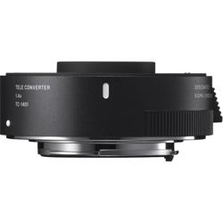 Sigma-Téléconvertisseur 1.4x TC-1401 pour Canon EF-Convertisseurs et Adaptateurs d'Objectifs