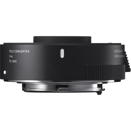 Sigma-TC-1401 1.4X Teleconverter for Canon EF-Lens Converters & Adapters