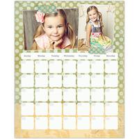 My Calendar<br>Dry Erase Magnet Board<br>11x14