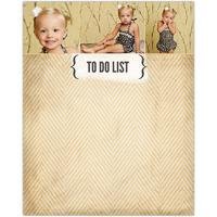 Harvest<br>Dry Erase Magnet Board<br>11x14