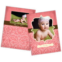 Pink Charm<br>5x7<br>Double Sided