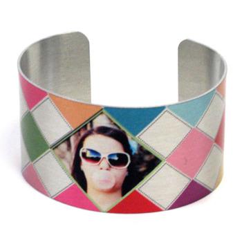 Bellamy<br>Metal Cuff Bracelet