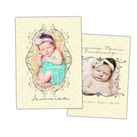 Sweet Buttercup<br>5x7<br>Double Sided