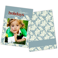 Silver Bells<br>5x7<br>Double Sided