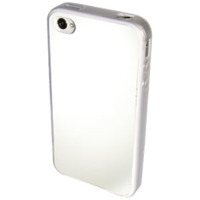 Pearl Clear Rubber Case