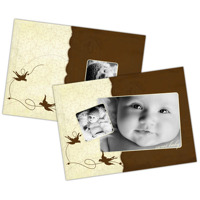Baby Beauty<br>5x7<br>Double Sided