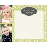 Joyful Living<br>Dry Erase Magnet Board<br>11x14