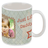 Just Like Daddy<br>15oz. Mug