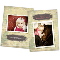 Kiss & Tell<br>5x7<br>Double Sided