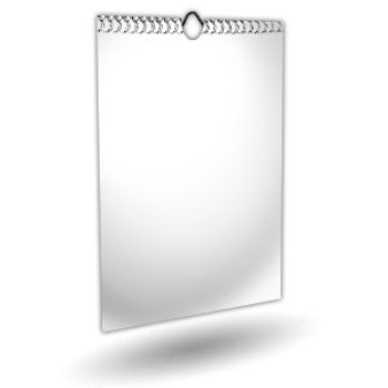 Plopper<br>11x17 Flip Calendar<br>Top Bound