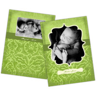 Lime Charm<br>5x7<br>Double Sided