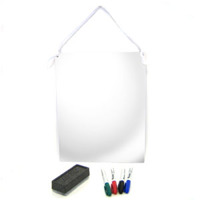 Plopper<br>Dry Erase Magnet Board<br>11x14