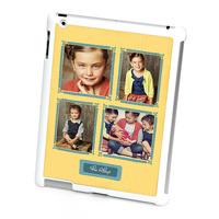 Blue Lemon<br>iPad Cover