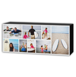 12x24'' Canvas Freestyle layout with side options