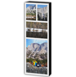 12x36'' Canvas Freestyle layout with side options portrait