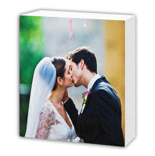 12x12'' Canvas Single image with side options
