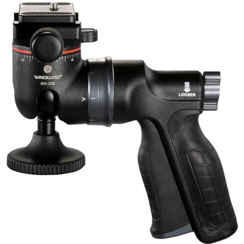 Vanguard-GH-200 Pistol Grip #VAGH200-Tripod Heads