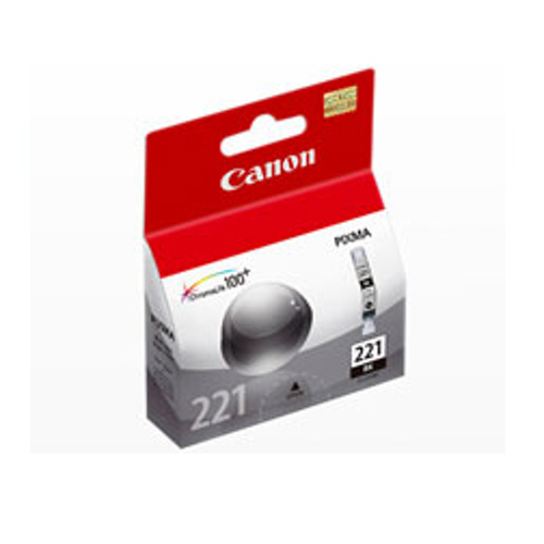 Canon-CLI-221 Black Ink Tank-Ink Cartridges