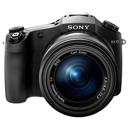 Sony-DSC-RX10 Camera with 24–200 mm F2.8 Lens-Digital Cameras