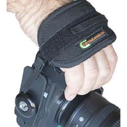 Cotton Carrier-Camera Hand Strap with Hub - Black-Camera Straps & Vests