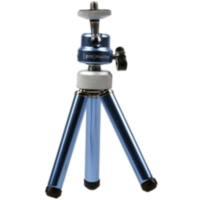 ProMaster-TRM-1 Mini Tripod - Blue #5685-Tripods & Monopods